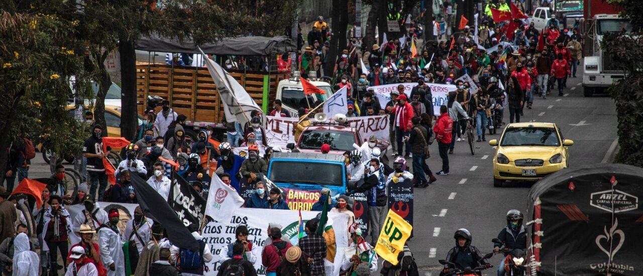 Decreto del gobierno sobre protesta social preocupa a organizaciones sociales