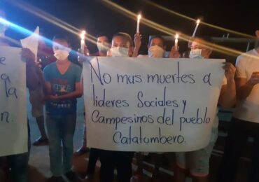 Después de haber sido retenido ilegalmente, liberan a líder campesino en el Catatumbo