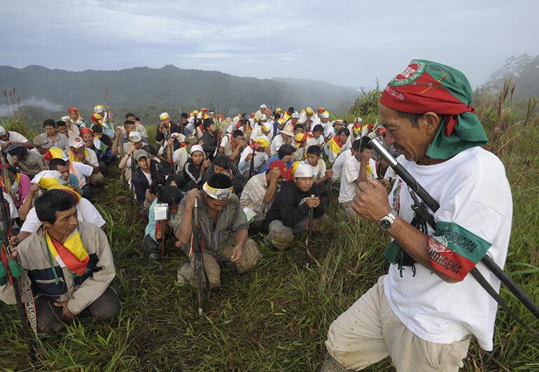 ONIC denuncia intento de masacre contra comunidad indígena Awá