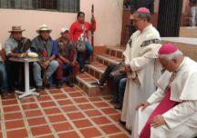 Comunidades que han vivido la guerra en sus territorios respaldan la voz de Dario Monsalve