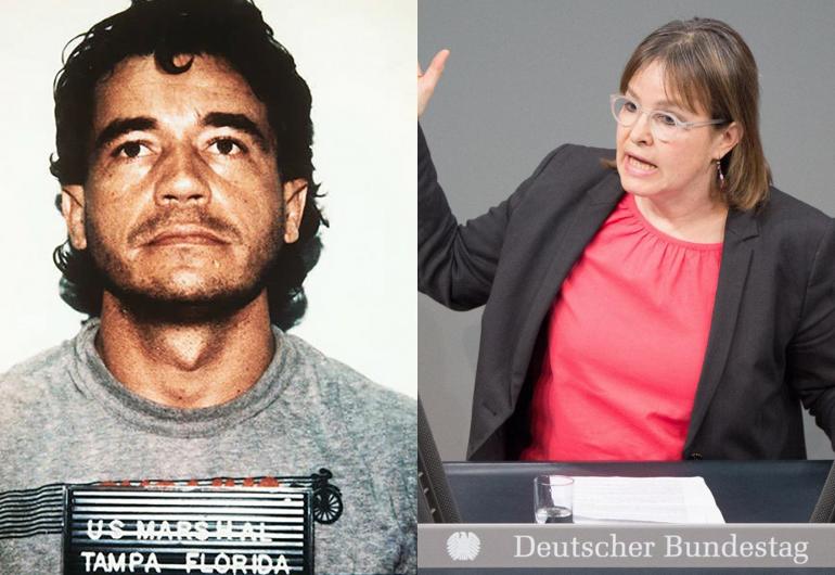 """""""Con Carlos Ledher en Alemania se bloquea un capítulo del narcotráfico y la política colombiana"""""""