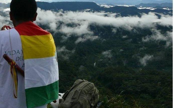 Asesinan a José Oliver Maya, niño indígena Awá en operativos de erradicación forzada