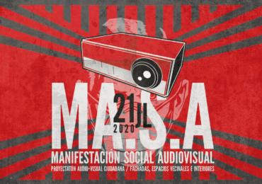 Manifestación Social Audiovisual  ¡A proyectar el próximo 21 de julio!