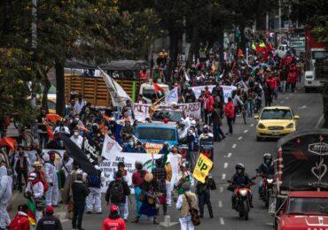 Retiro de la Reforma Tributaria no desactiva el Paro Nacional