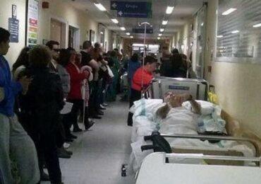 El sistema de salud está totalmente colapsado afirman gremios de la salud