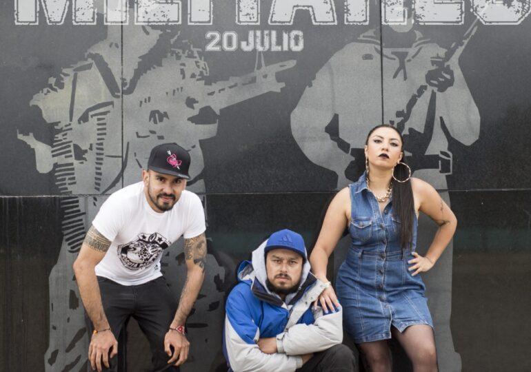"""Más de 3000 mensajes amenazantes contra cantantes de """"Militares"""" ya están en la fiscalía"""