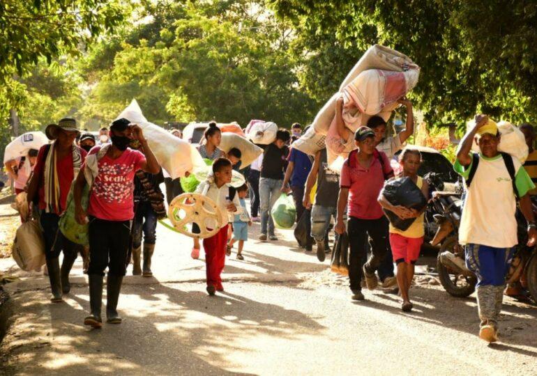 Catatumbo sufre seis tipos de pandemias