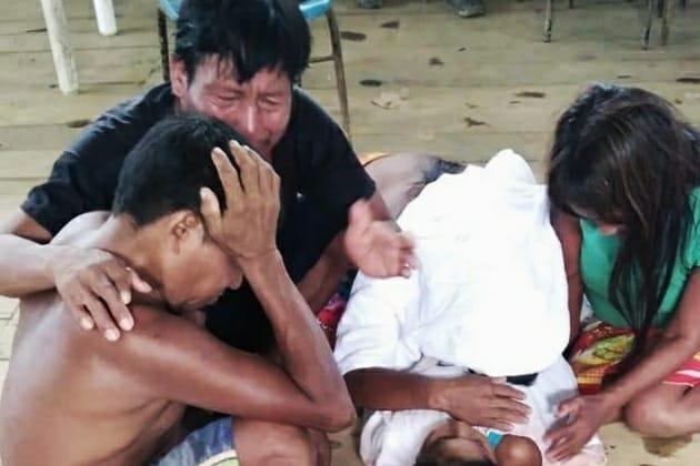 Menor Embera de 9 años muere en medio de enfrentamiento armado
