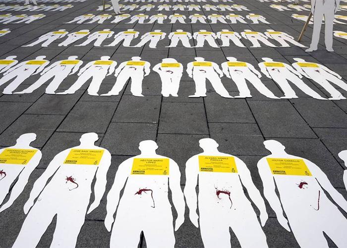 4 campesinos y un abogado reclamantes de tierras, fueron masacrados en Sucre