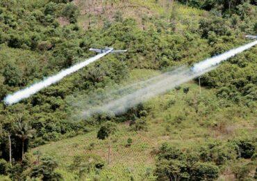 Comunidades le recuerdan al Gobierno que acudir a aspersión aérea sería ilegal