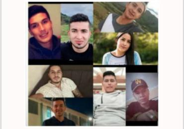 Nueva masacre, en Nariño  fueron asesinados 9 jóvenes