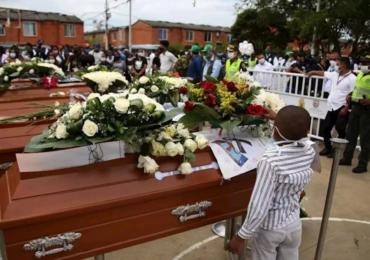 En San José de Uré, Córdoba, se registró una nueva masacre
