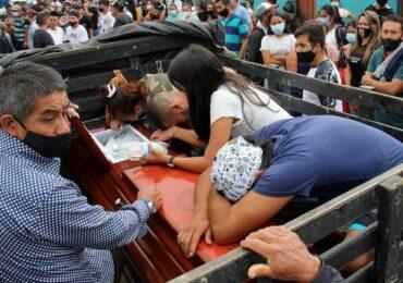 45 masacres han sido perpetradas en lo que va del 2020: Indepaz