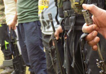 En riesgo  20.000 personas por accionar de grupos armados en Nariño