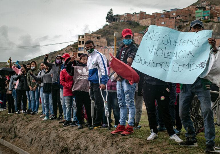 La protesta como derecho en tiempos de pandemia