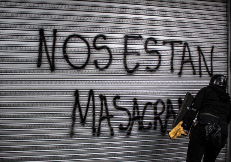 Seis jóvenes fueron torturados y asesinados en El Tambo, Cauca