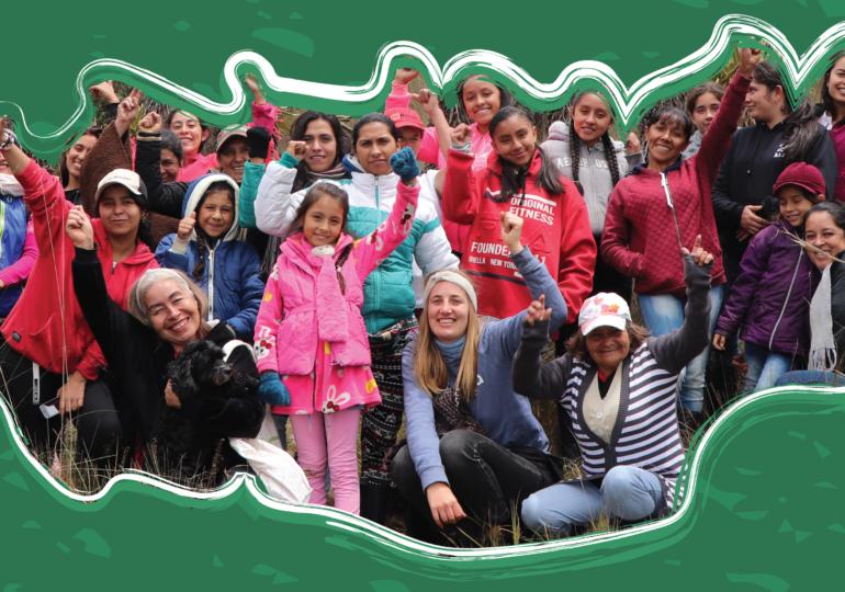 Convocatoria abierta para mujeres jóvenes en defensa de sus territorios