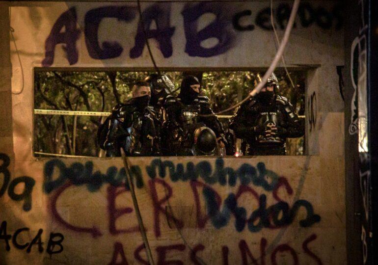[En vídeo] 10 delitos de la Policía en medio de las movilizaciones