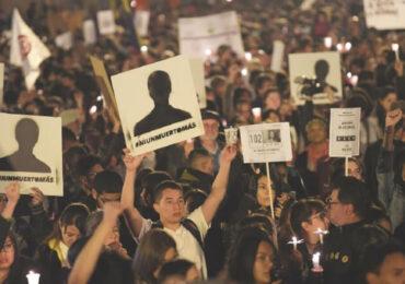 En 18 asesinatos de líderes sociales habría implicación de la Fuerza Pública