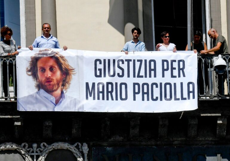 Fiscalía de Roma tiene indicios sobre posible asesinato de Mario Paciolla