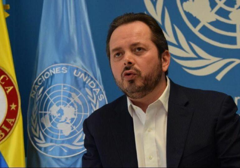 ONU insistió en implementar el acuerdo de paz como respuesta a exigencias del Paro Nacional