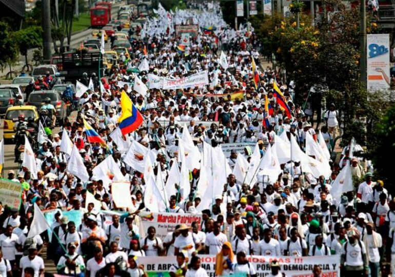 Organizaciones sociales convocaron a un Pacto por la Vida y la Paz