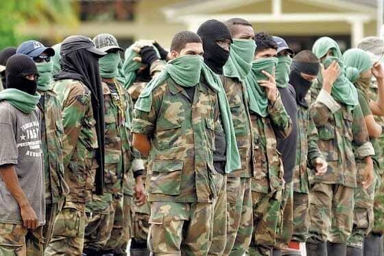 MOVICE se afirma en favor de la tipificación del paramilitarismo como delito
