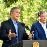 Anuncian demanda contra Iván Duque y Carlos Holmes por crímenes de lesa humanidad
