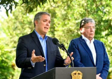 Las deficiencias del gobierno Duque según Human Right Watch