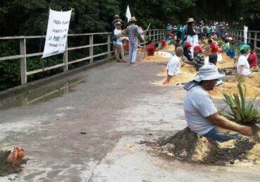 Universidad de Antioquia estaría evitando respuesta de fondo a Ríos Vivos Antioquia