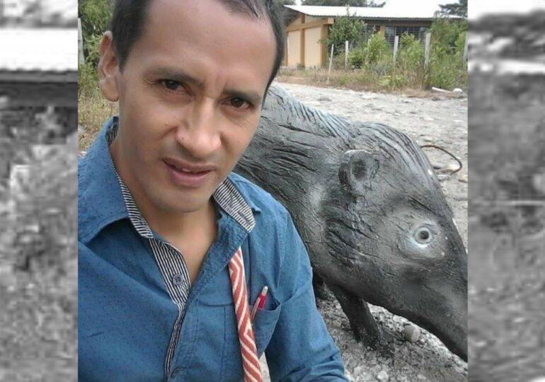 Franklin Velásquez, líder del Putumayo es asesinado
