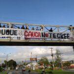 La movilización volvió a las calles para rechazar la  Reforma Laboral