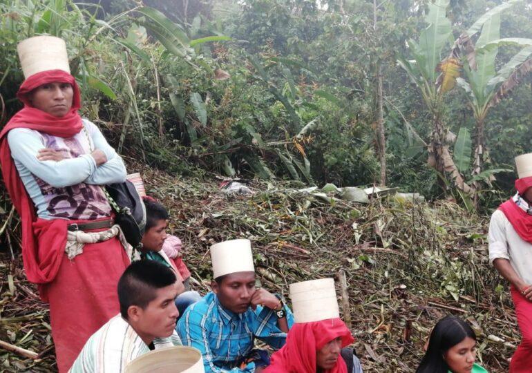 Por mina antipersona muere indígena en Ituango