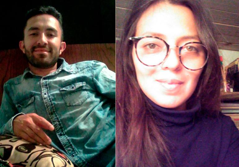 Ordenan libertad para Lina Jiménez e Iván Ramírez víctimas del montaje judicial Caso Andino