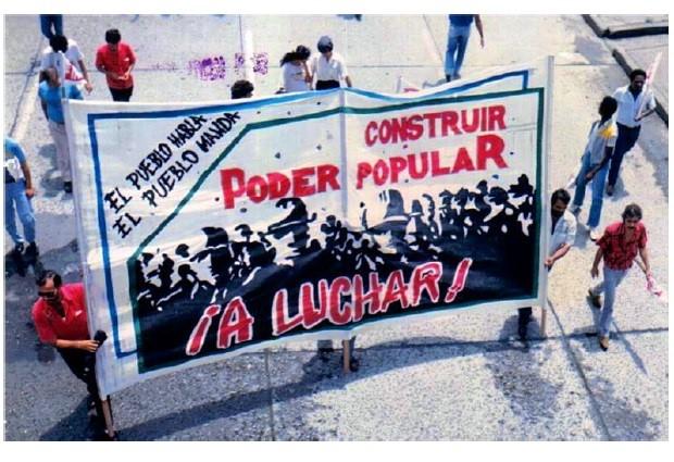 Entrega del informe sobre la experiencia y el genocidio político contra ¡A Luchar! a la Comisión de la Verdad.