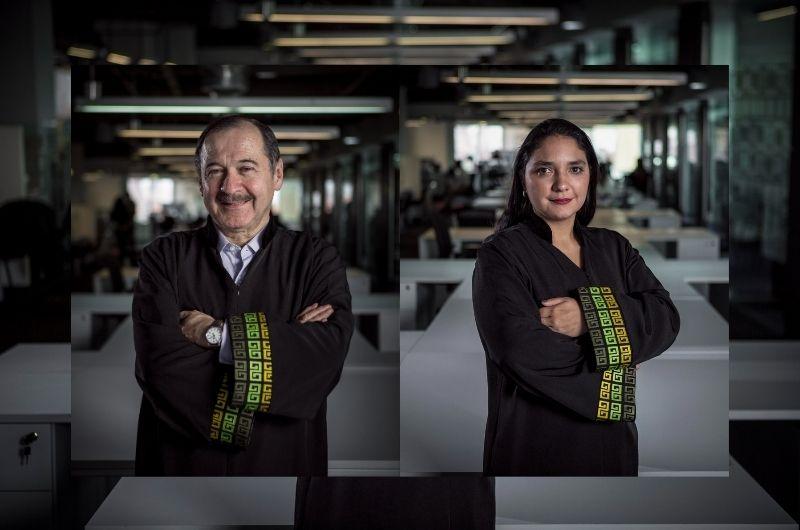 A la JEP llegan nuevo presidente y vicepresidenta