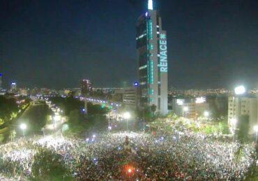Chilenos dicen SÍ a una nueva constitución