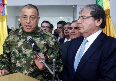 Citan a declarar al Gral. Luis Fernando Navarro por bombardeo a menores