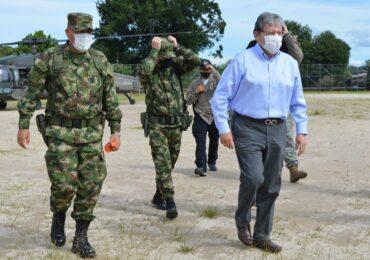 Holmes Trujillo a responder por Brigadas de EE.UU. en Colombia