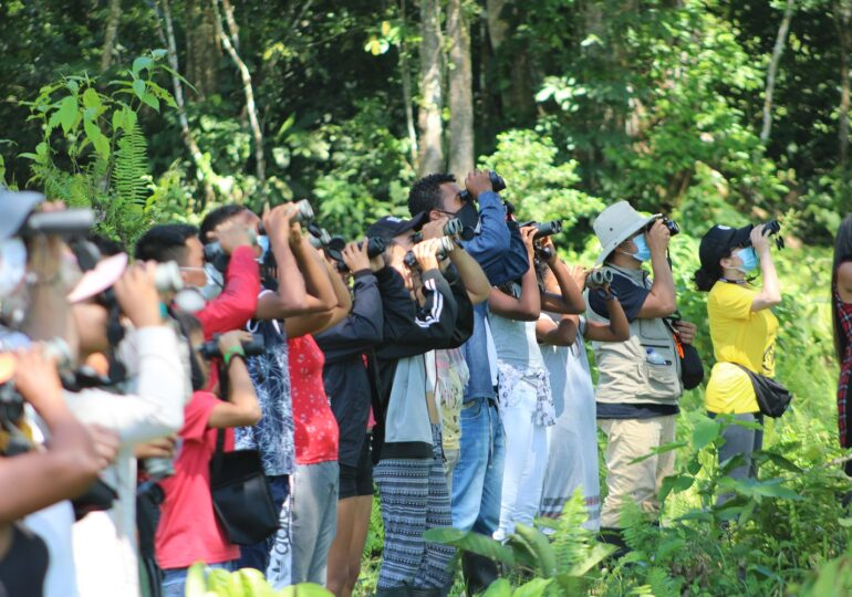II Semana de la Juventud en defensa del territorio de la Perla Amazónica