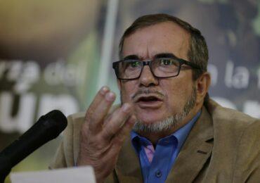 Rodrigo Londoño se comprometió con el «Movimiento Nacional por la Verdad»