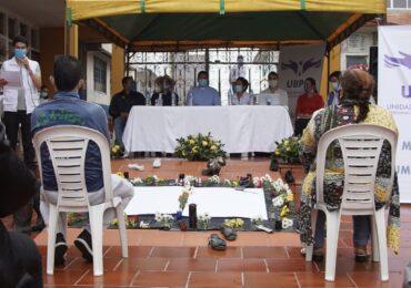 UBPD interviene cementerio en Samaná y otros 3 municipios de Caldas