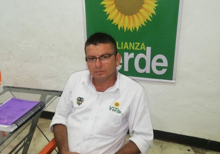 Atentan contra Concejal Helmer Contreras en Cesar
