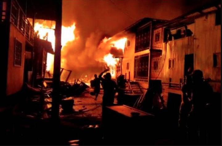 """""""Ríosucio no contaba con un departamento de bomberos, ni con acueducto"""""""