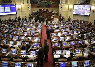 Citan a debate de control político a altos funcionarios por caso Santrich