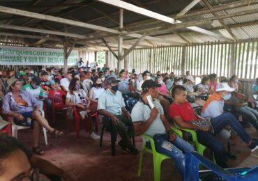 Espacio Humanitario Campesino del Guayabero, una alternativa para defender la vida