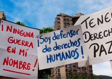 Proteger a los Defensores de DD.HH, un desafío para las políticas públicas en Colombia