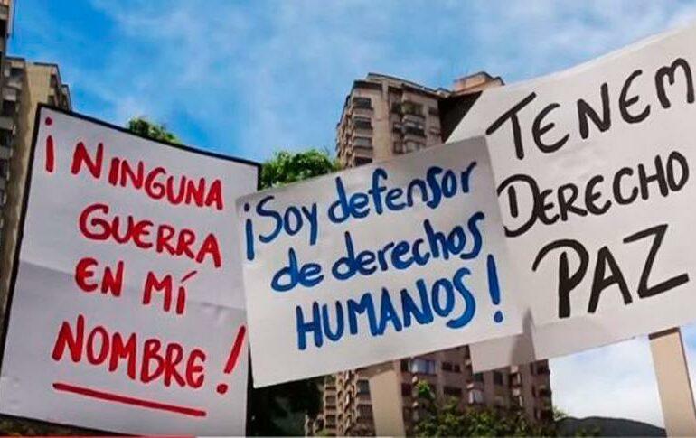 Colombia, uno de los países con mayor riesgo para Defensores de DDHH