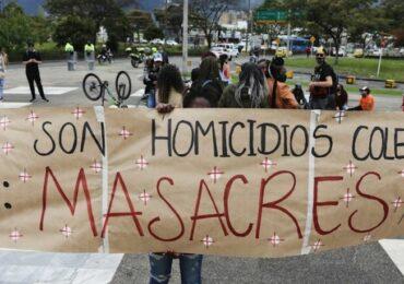 Una nueva masacre deja 4 personas muertas en Cartago