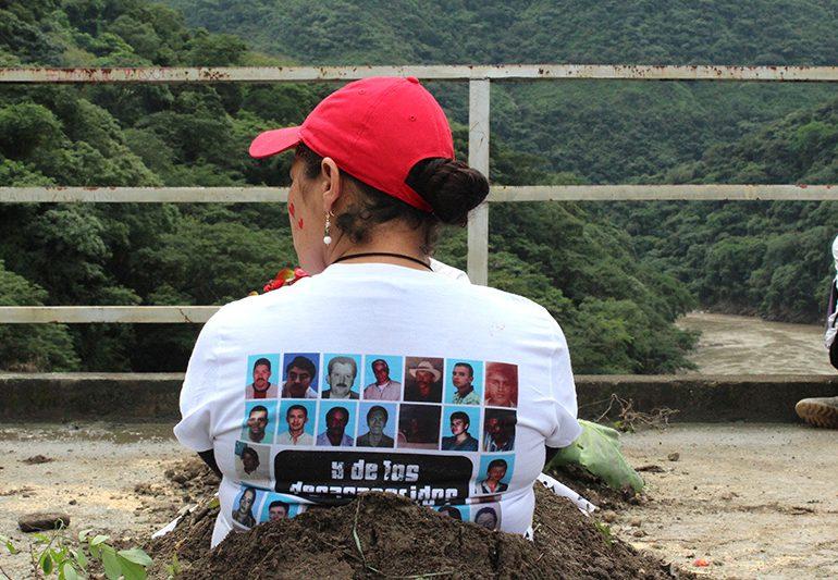 2.094 personas fueron víctimas de desaparición forzada en el área de influencia de Hidroituango: JEP